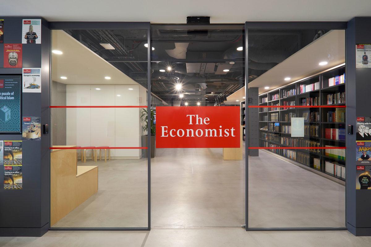 Economist Aldelphi Building